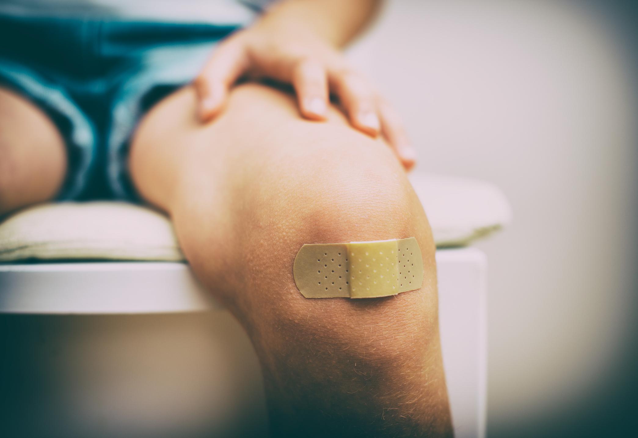 Image result for knee bandaid
