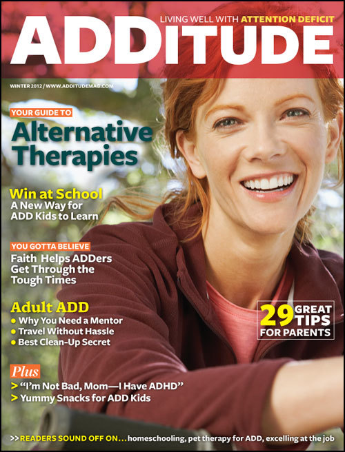 Winter 2012: Your Guide to Alternative Therapies
