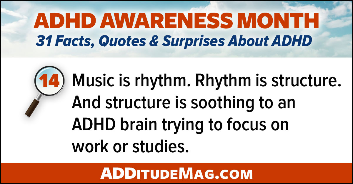 Sound therapy for the ADHD brain