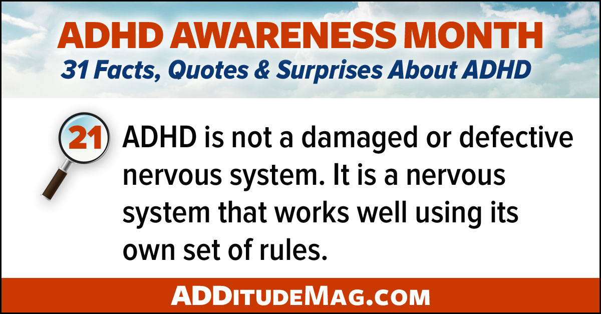 Unraveling secrets of the ADHD brain