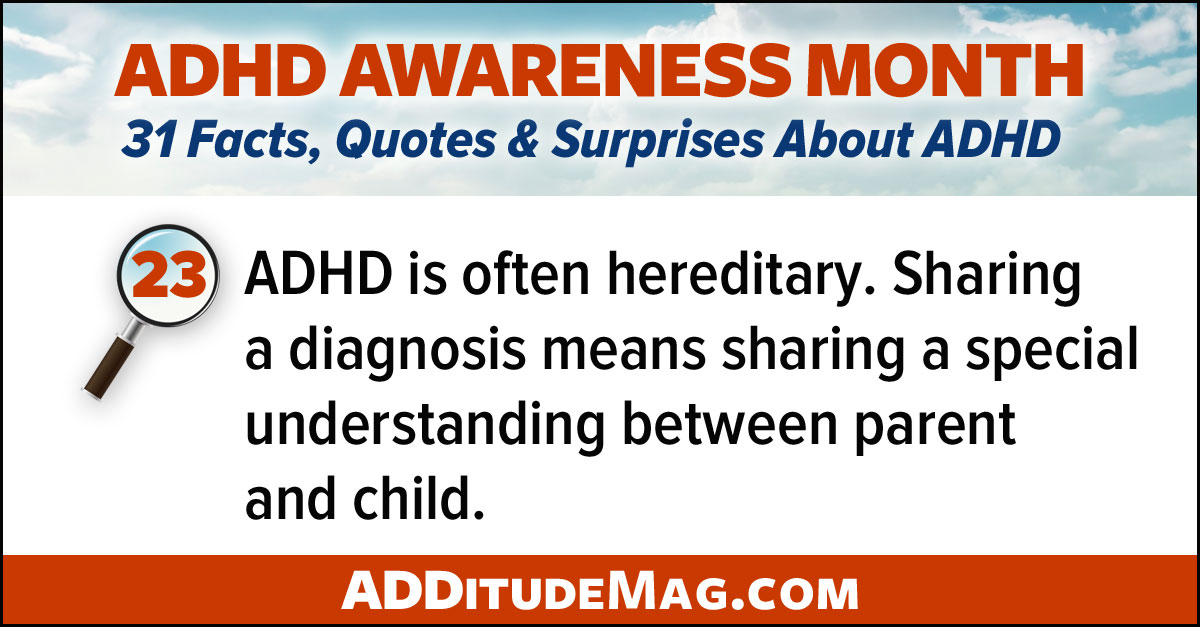 Mothers with ADHD raising kids with ADHD