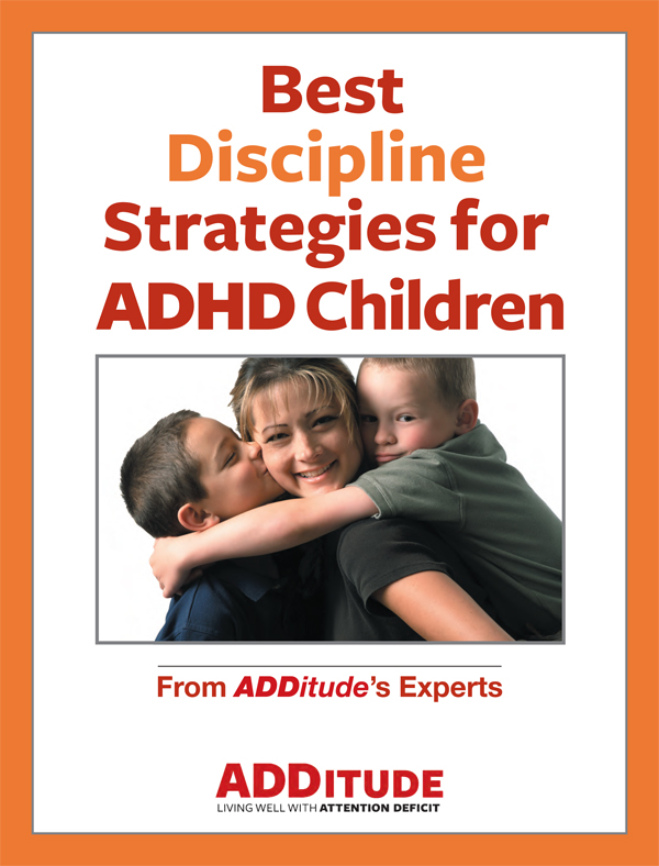 ADDitude Download: 50 Best Discipline Strategies for ADHD Children Cover