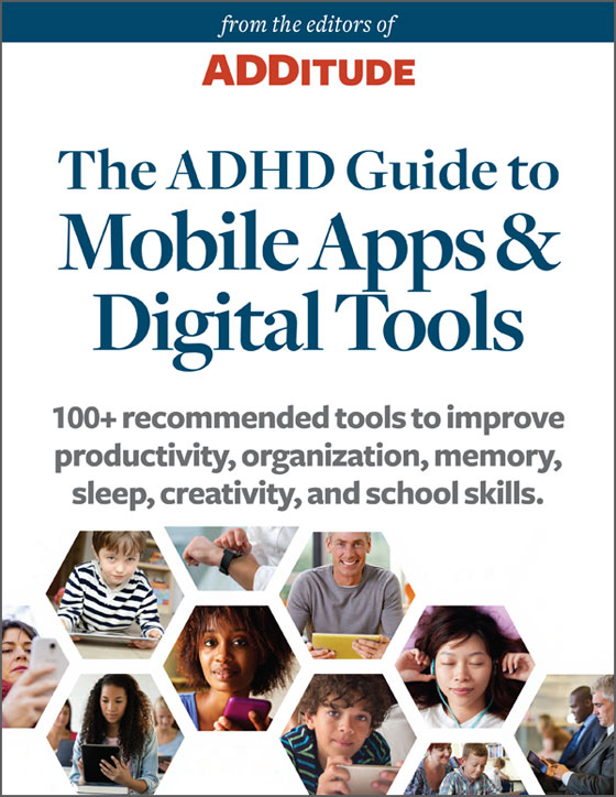 The ADHD Guide to Mobile Apps & Digital Tools