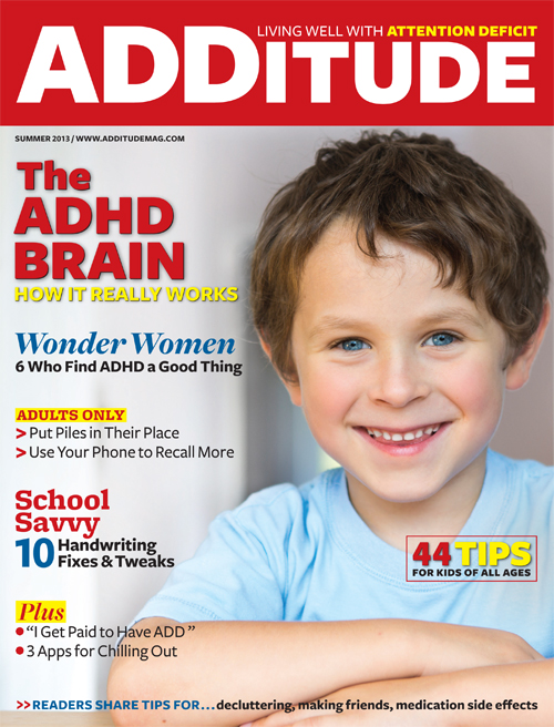 Summer 2013: The ADHD Brain