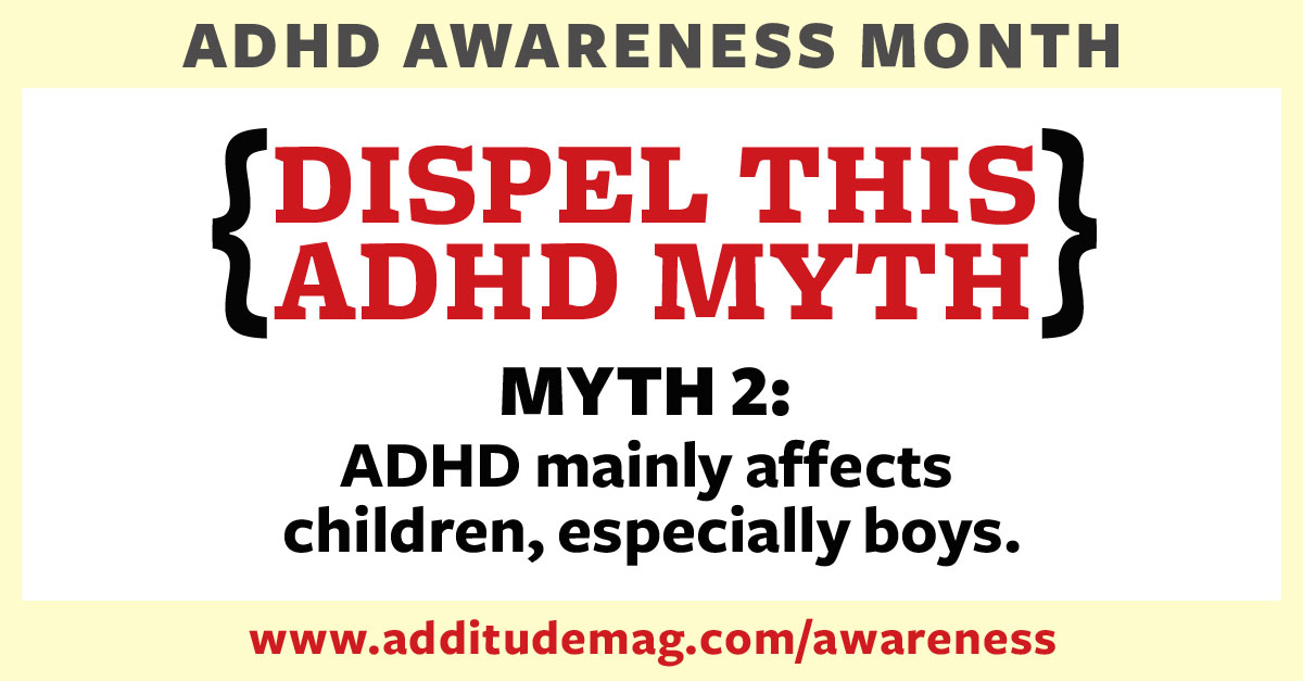 ADHD looks different in women