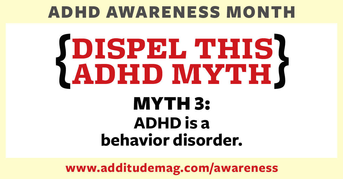 ADHD diagnosis and treatment information