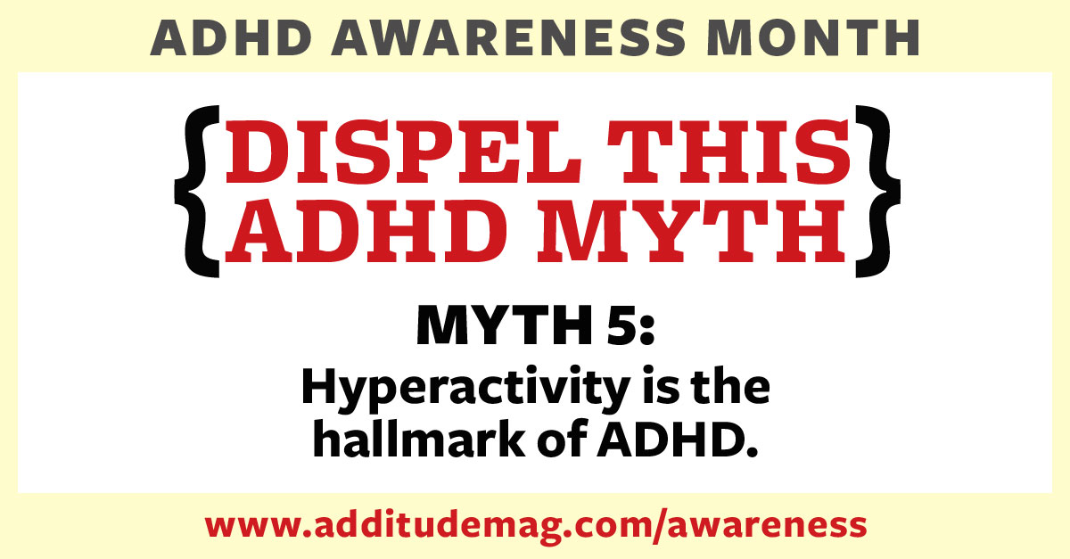 Understanding the symptoms of ADHD