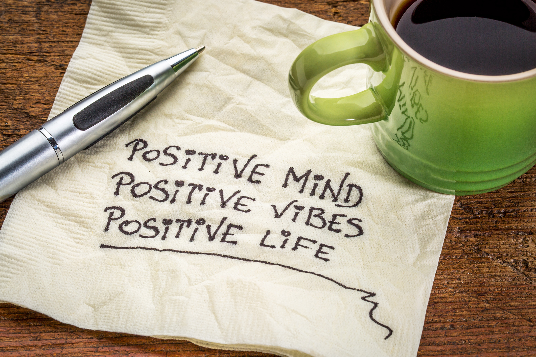 Positive Mind Vibes And Life Additude