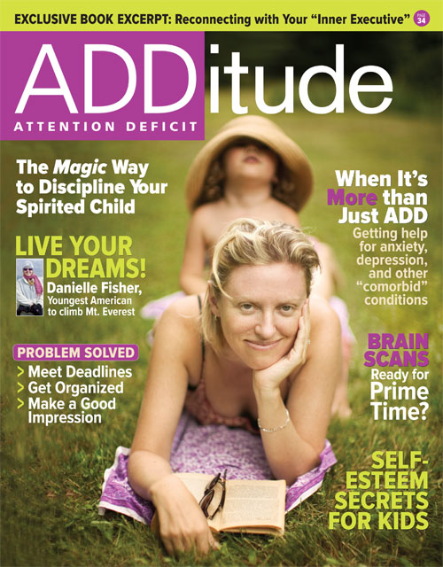 May 2006: The Magic Way to Discipline Your ADHD Child