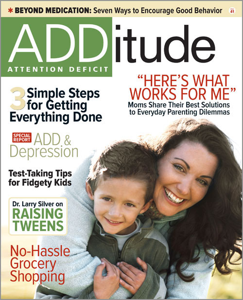 November 2006: How to Get Things Done with ADHD