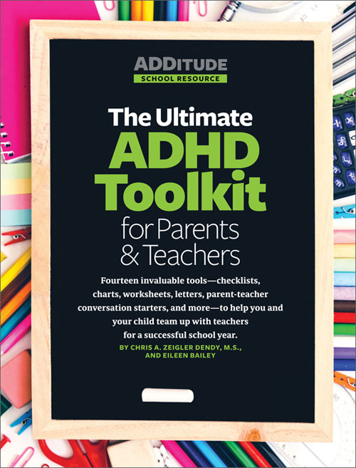the ultimate adhd toolkit for parents and teachers