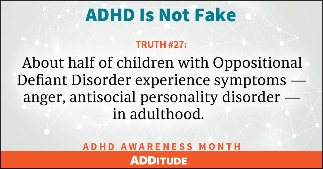ADHD and depression