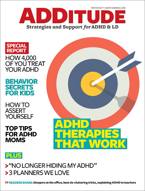 Fall 2017: Success at School for Students with ADHD