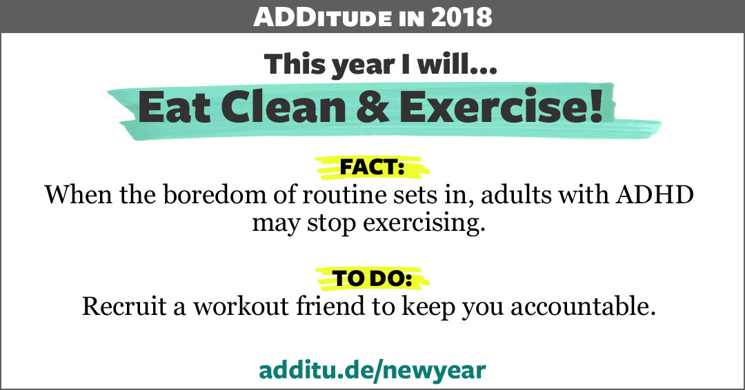 ADHD and exercise