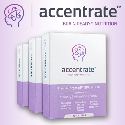 Accentrate